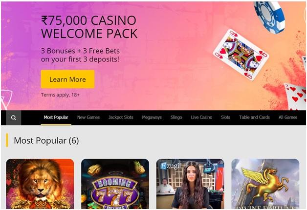 10 Cric Casino