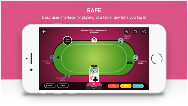 9 Stacks poker games on mobile