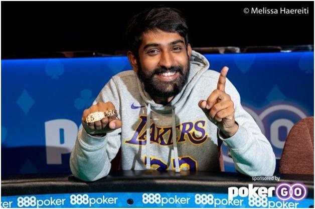 WSOP 2019 bracelet winner