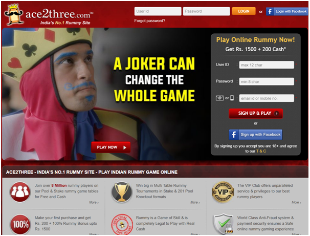 Ace2Three Casino