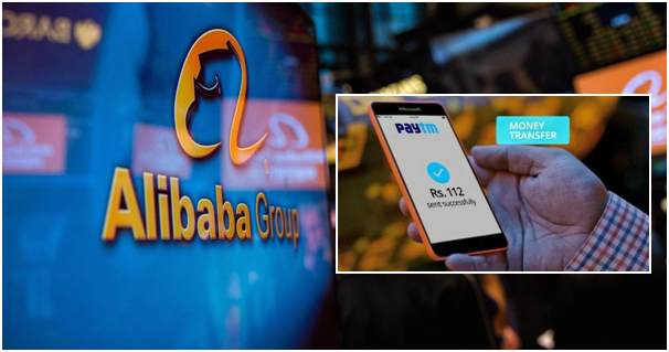 Alibaba and Paytm Joint Venture
