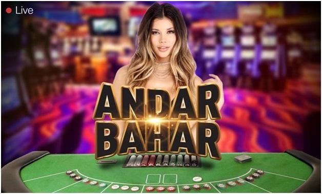 Andar Bahar game play