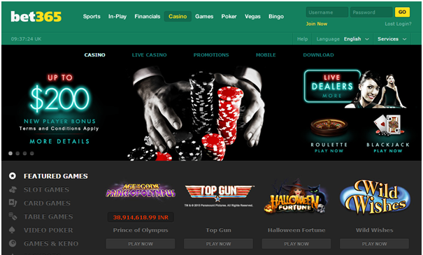 online casino gambling in indian rupees