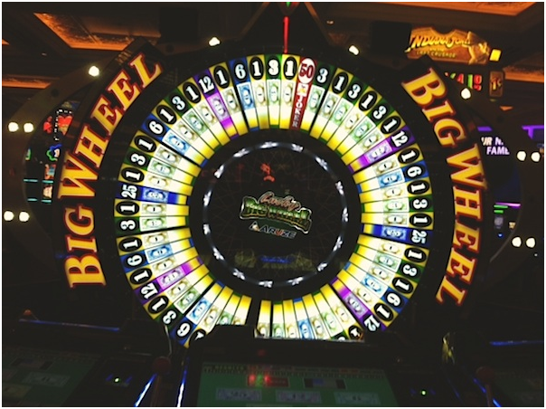 Big Six Money Wheel
