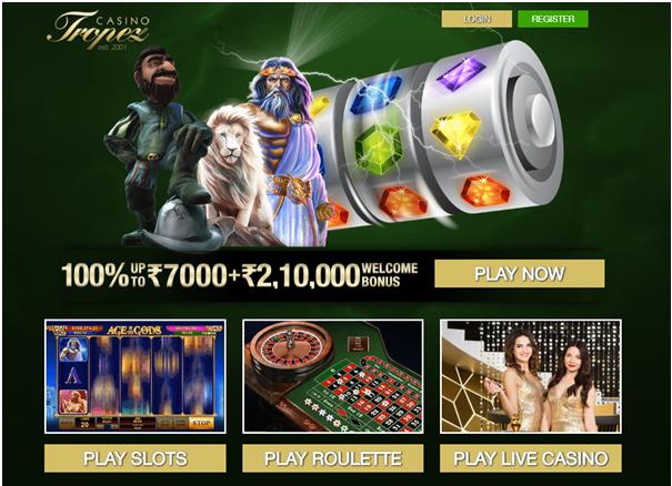 Casino Tropez India