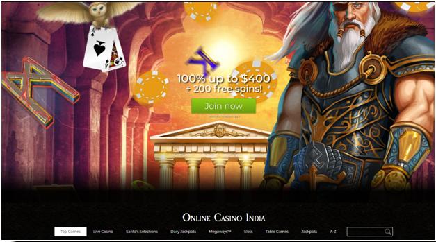 Casino.com India