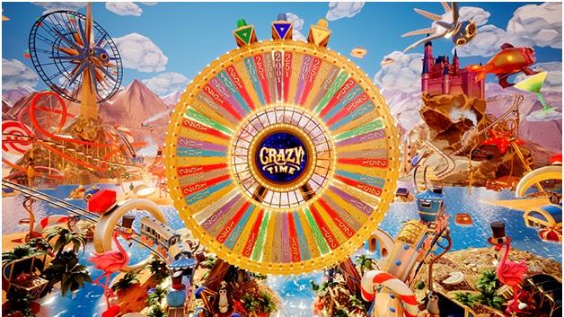Live Crazy time