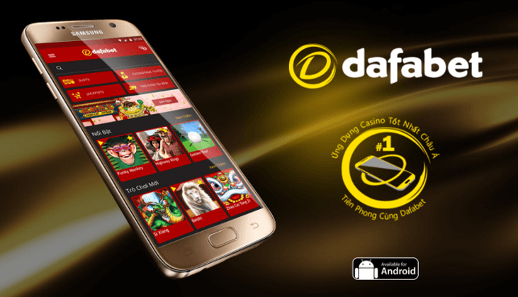Dafabet Mobile casino App