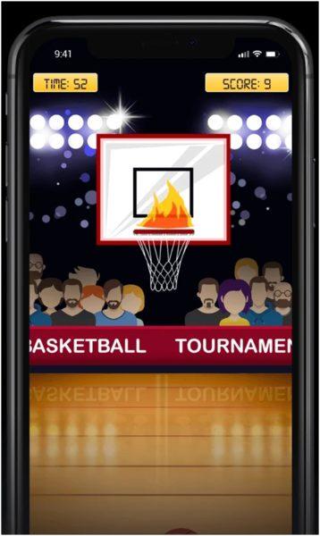 EWar App - Basketball