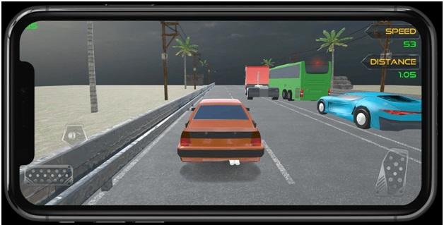 EWar App - Highway racer