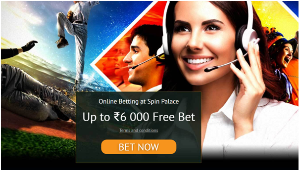 Indian punters can claim free bets at online casinos