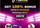 Faboom Bonus offers