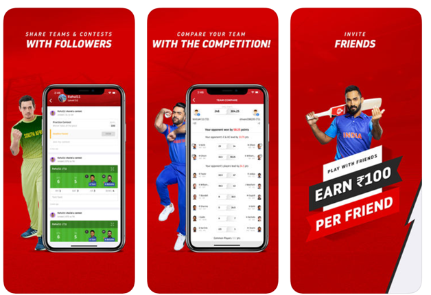 Fantasy Sport India Mobile
