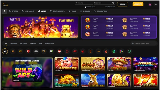 Five best Paytm casinos