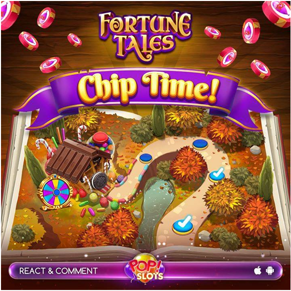 Free coins with pop slots