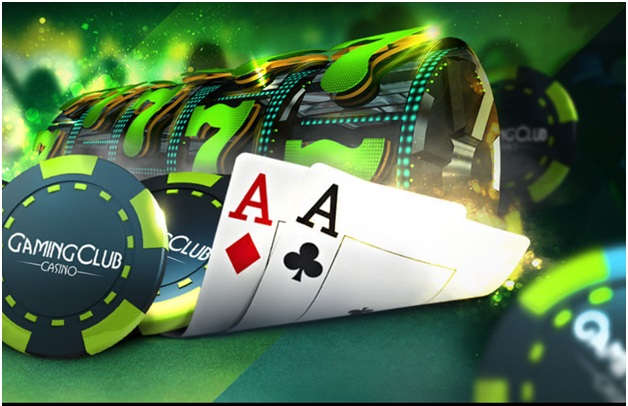Gaming Club Casino India- Games