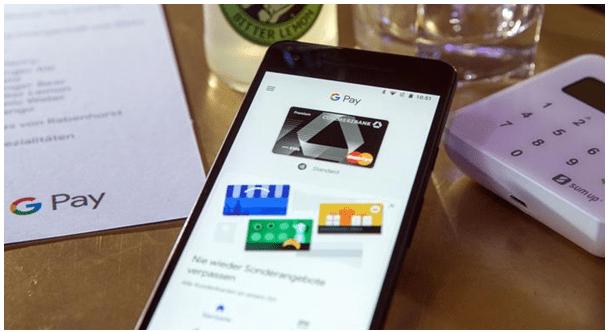 Google Pay Method deposit