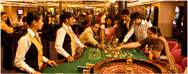 Casino Pride to play High Limit Roulette table