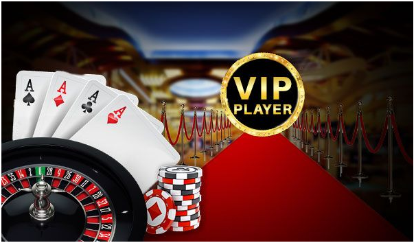 How to become casino VIP