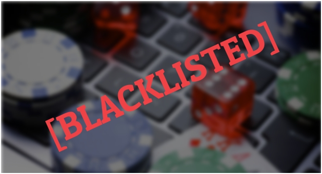 How to find a blacklisted casino online