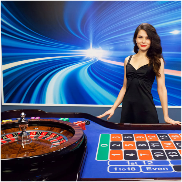 How to play Playtech Live European Roulette