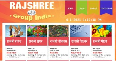 How to win Rajshree Lotteries in India