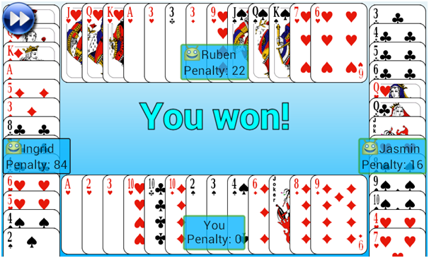 Indian Rummy Game Play