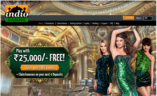 online casino game real money india