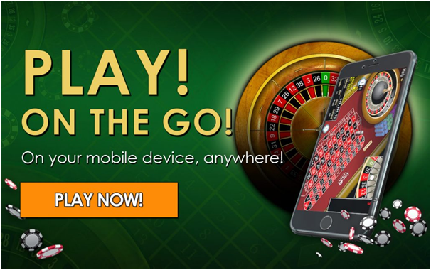 Play slots with Mobile in INR
