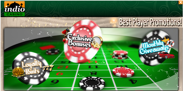 Indio Casino Promotions