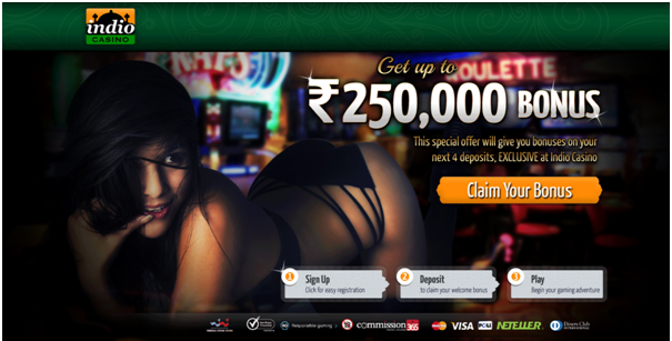 Online casinos that accept High Deposits in INR