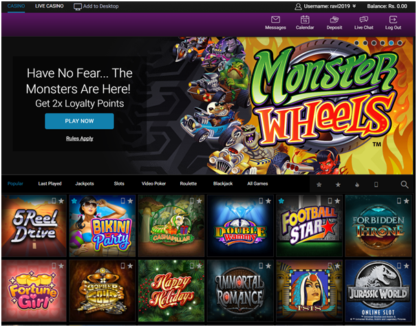 play free casino games at jackpot city