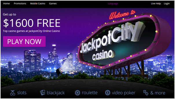 Jackpot city casino to play with INR