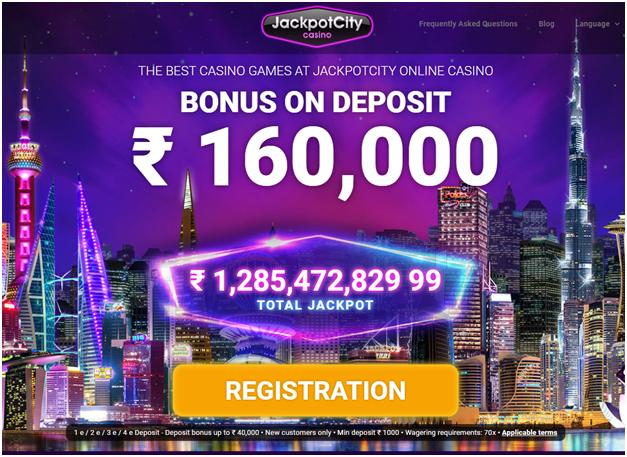 Jackpot City Casino Indian online casino
