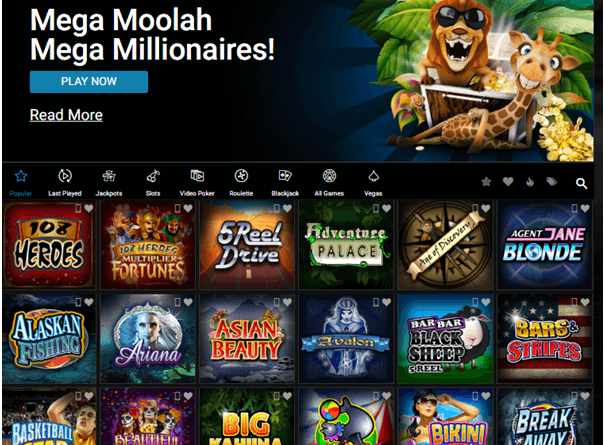 Jackpot City Online Indian casino- Games to play with real INR