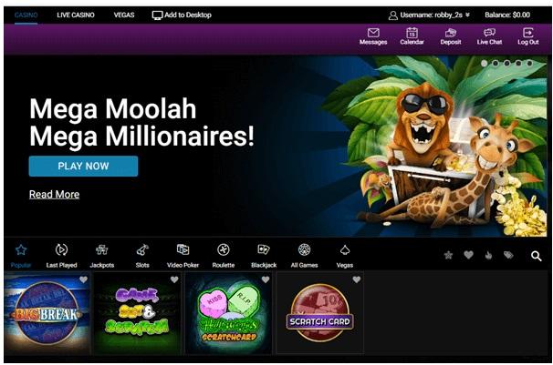 Jackpot city casino India- Scratchie