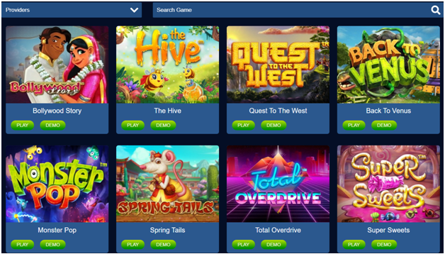 Jungle Raja online slot games to play