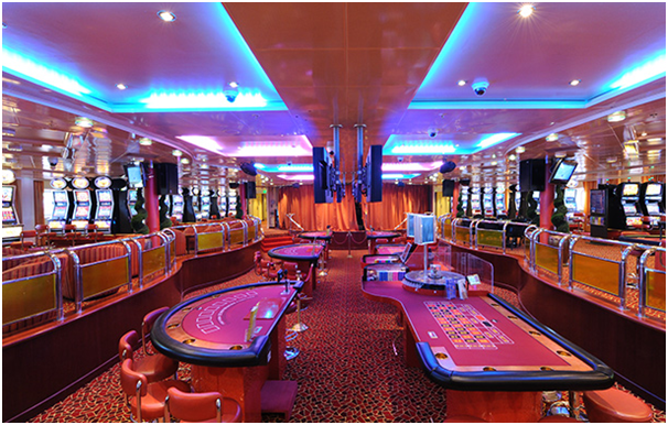 Casino at Karnika Cruise