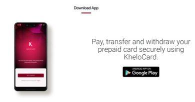 Khelocard App