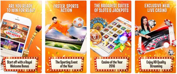 Leo Vegas Casino App