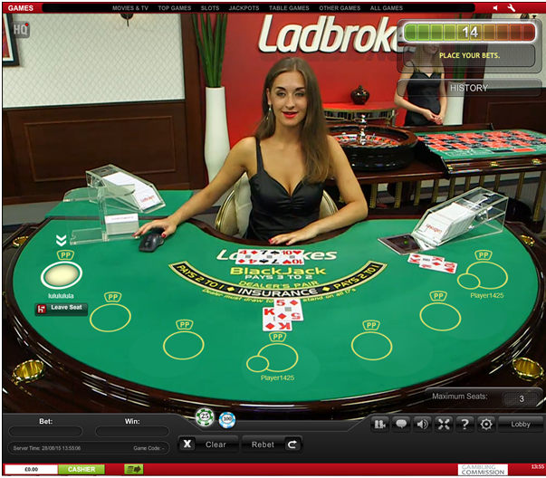 Where to play High Limit Blackjack online