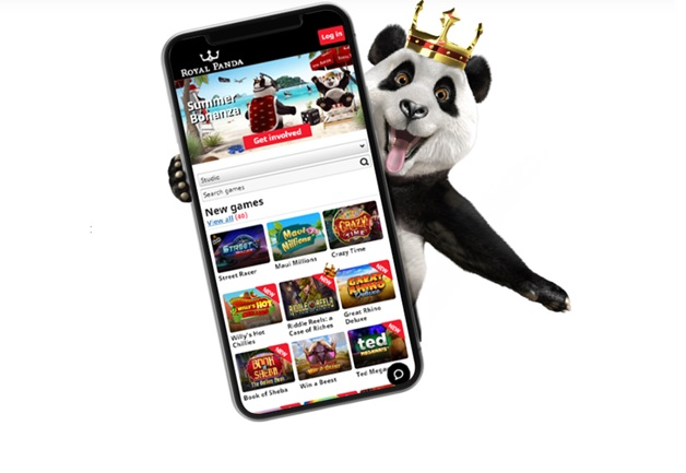 Live Casino Games To Play at Royal Panda Indian Online Casino With Your Mobile