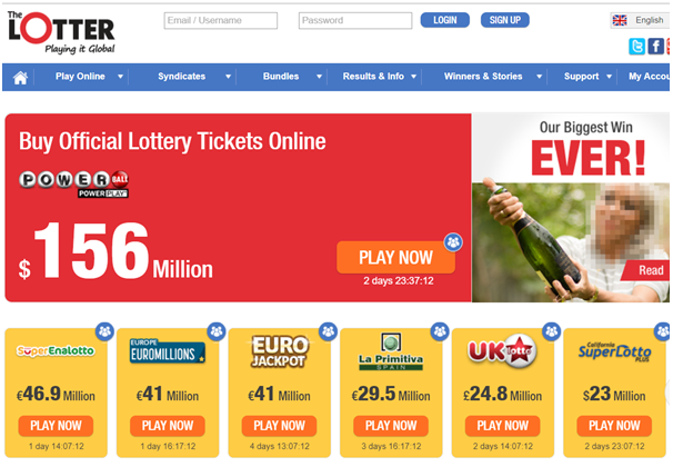 Lotter to play international lotteries