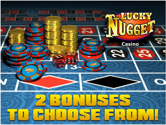 Lucky Nugget Mobile App