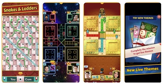 Ludo King App - Snake Ladder game