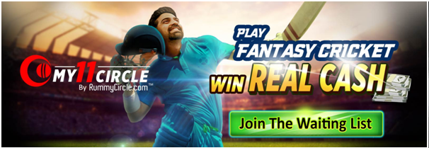 Win real cash - Play fantasy sports in INR