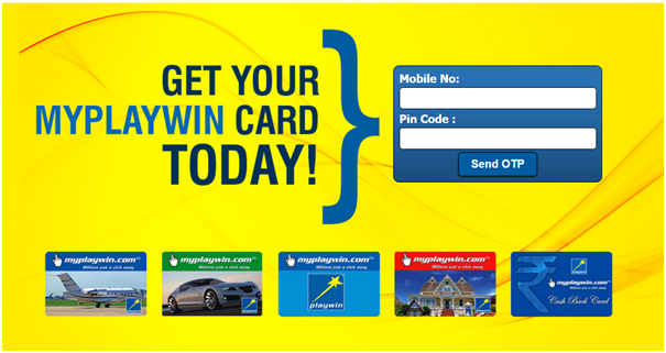 Playwin Lottery Cards