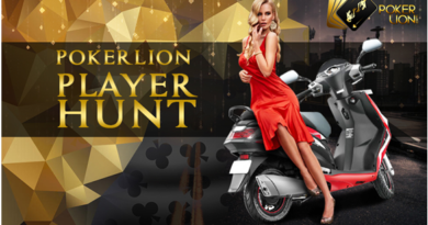 Poker Lion Player Hunt