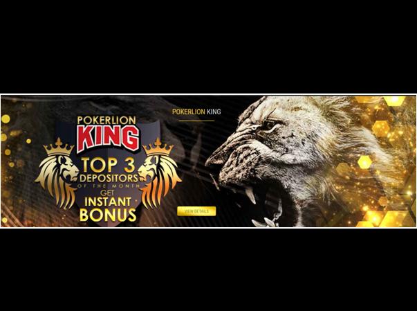 Poker Lion bonus offers on Diwali