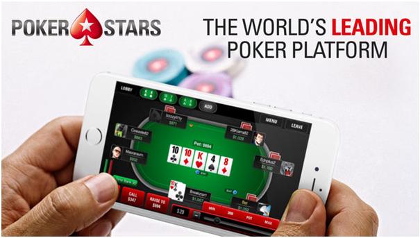 Poker stars India Mobile